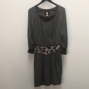 Boss vintage dress size 8,